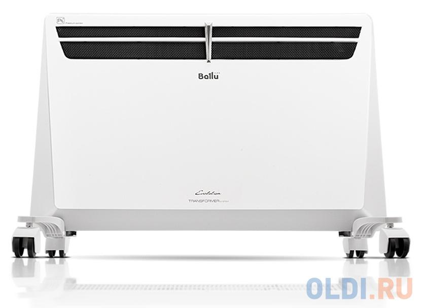 Конвектор BALLU BEC/EVI-1500 1500 Вт белый обогреватель ballu bec hmm 1500