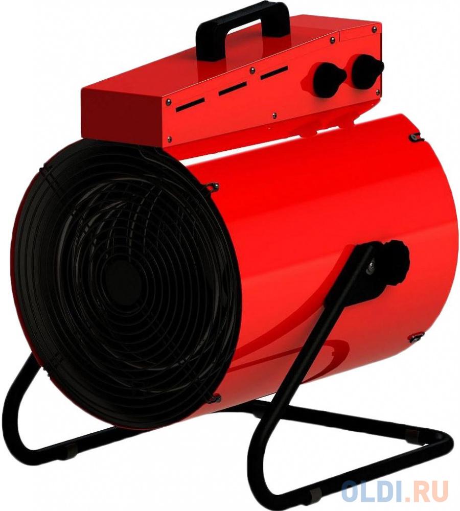 Тепловая пушка электрическая Спец СПЕЦ-HP-15.000C 15000Вт черный.