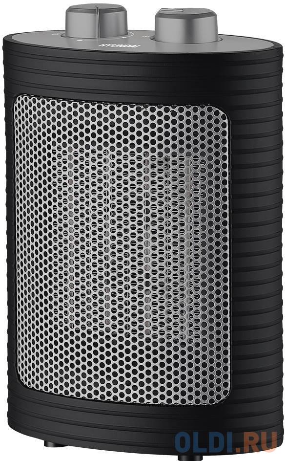 Тепловентилятор Hyundai H-FH1.5-F10MC 1500Вт черный