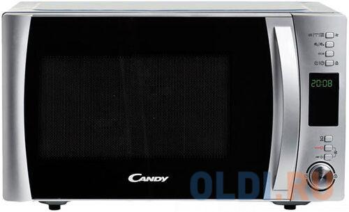 Фото - Микроволновая печь Candy CMXC25DCS 900 Вт серебристый микроволновая печь candy cmxw20ds 700 вт серебристый чёрный