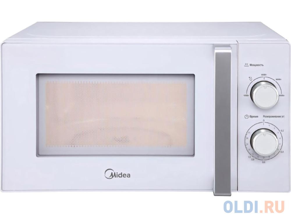Микроволновая печь Midea MM820CXX-W — белый микроволновая печь midea mm720cy6 w белая