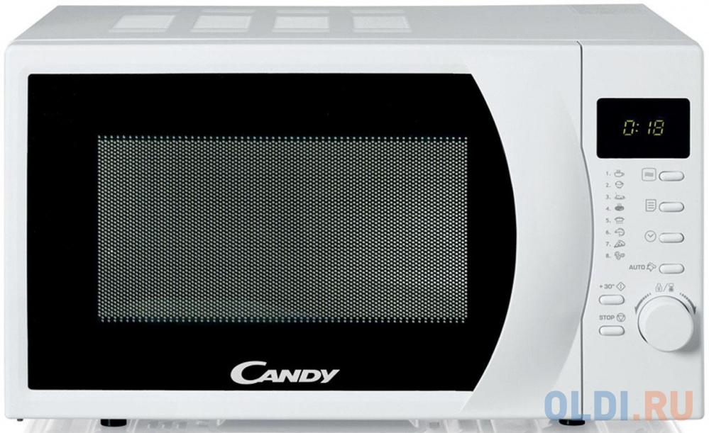 Фото - Микроволновая печь Candy CMW 2070DW 700 Вт белый микроволновая печь candy cmxw 30 ds
