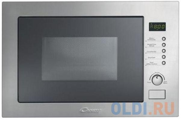 Фото - Встраиваемая микроволновая печь Candy MIC 25 GDFX 900 Вт серебристый микроволновая печь candy cmxw20ds 700 вт серебристый чёрный