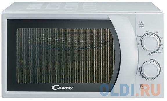 Фото - Микроволновая печь Candy CMG 2071M 700 Вт белый микроволновая печь candy cmxw20ds 700 вт серебристый чёрный