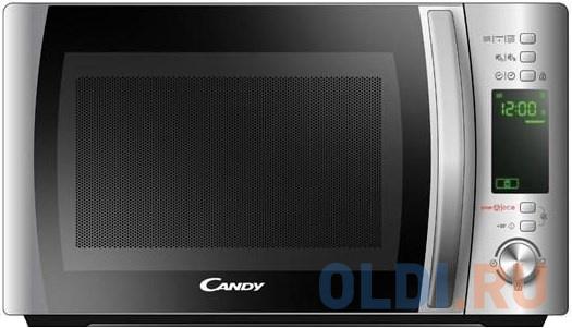 Фото - Микроволновая печь Candy CMXG 20DS 700 Вт серебристый микроволновая печь candy cmxw20ds 700 вт серебристый чёрный