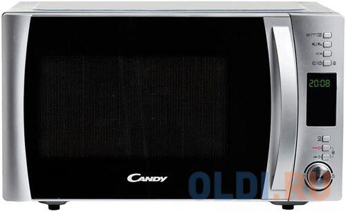 Фото - Микроволновая печь Candy CMXG30DS 900 Вт серебристый микроволновая печь candy cmxw20ds 700 вт серебристый чёрный