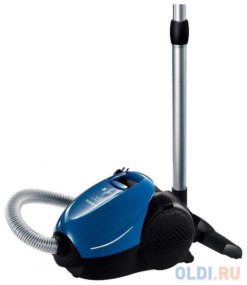Пылесос Bosch BSM1805RU с мешком сухая уборка 1800Вт синий недорого