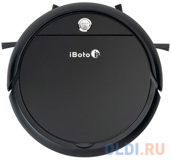 Робот-пылесос iBoto X220G сухая влажная уборка чёрный