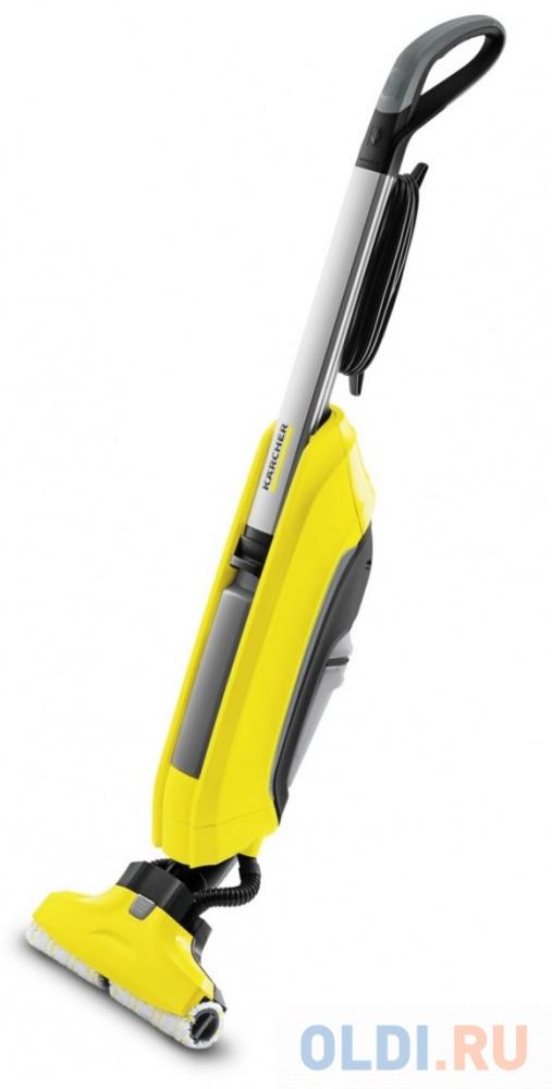 Пылесос-электровеник Karcher FC 5 сбор жидкостей влажная уборка жёлтый.
