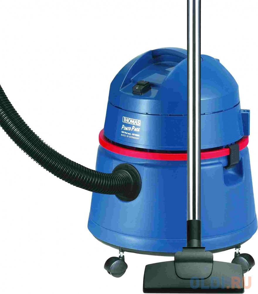 Фото - Пылесос Thomas POWER PACK 1620C сухая уборка синий пылесос midea vcs42s200 сухая уборка синий