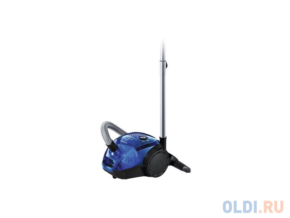 Фото - Пылесос Bosch BGN21702 сухая уборка синий пылесос bosch bwd41700 черный синий