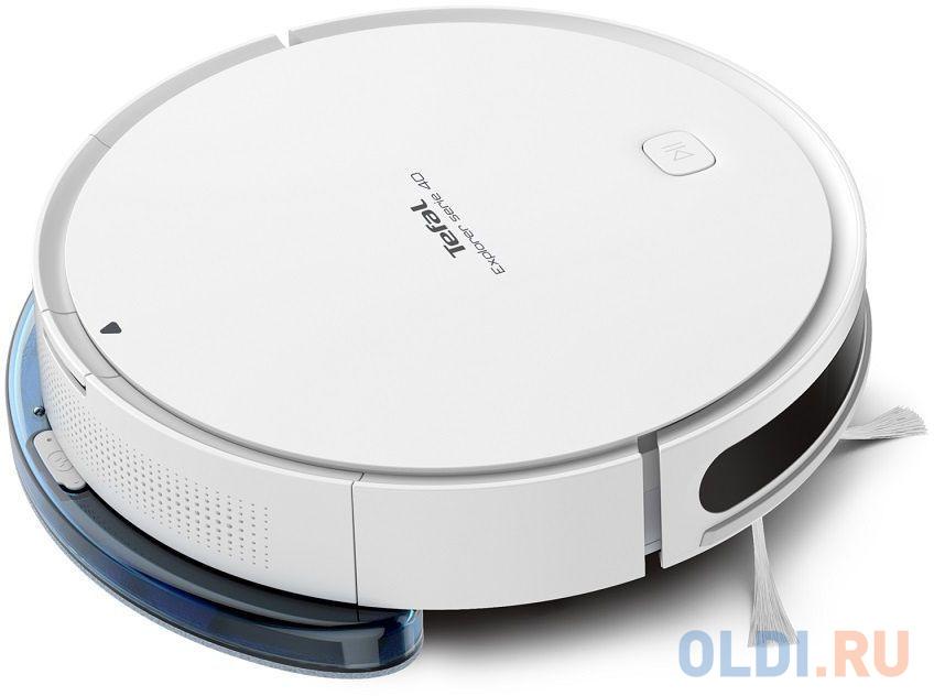 Пылесос-робот Tefal Explorer Serie 40 RG7267WH 150Вт белый