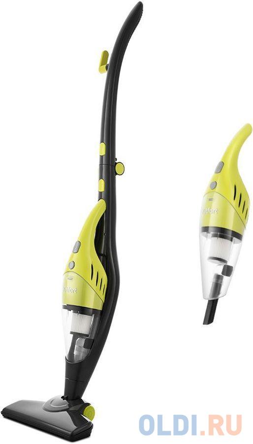Фото - Пылесос ручной Kitfort KT-581 600Вт черный/желтый ручной пылесос kitfort kt 578