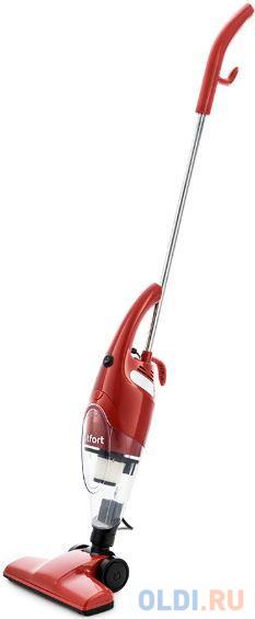 Фото - Пылесос ручной Kitfort KT-580 600Вт красный ручной пылесос kitfort kt 578