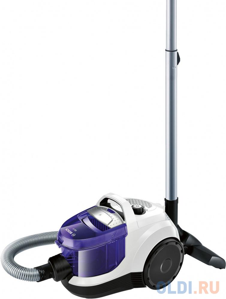 Пылесос Bosch BGS1U1800 с мешком сухая уборка 1800Вт белый пылесос philips fc9150 02 с мешком сухая уборка 2000вт синий