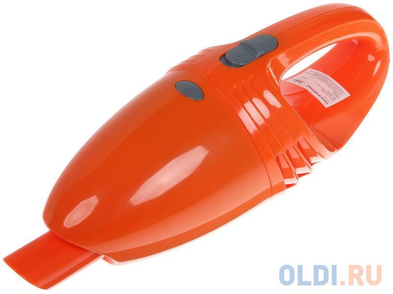 Автомобильный пылесос Airline VCA-00 сухая уборка оранжевый