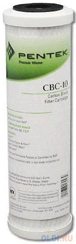 CBC-10 Картридж Pentek прессованный порошковый активированный уголь 0,5 мкм фото