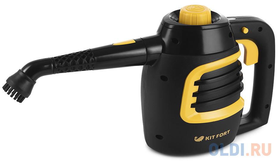 Пароочиститель KITFORT КТ-930 900Вт чёрный