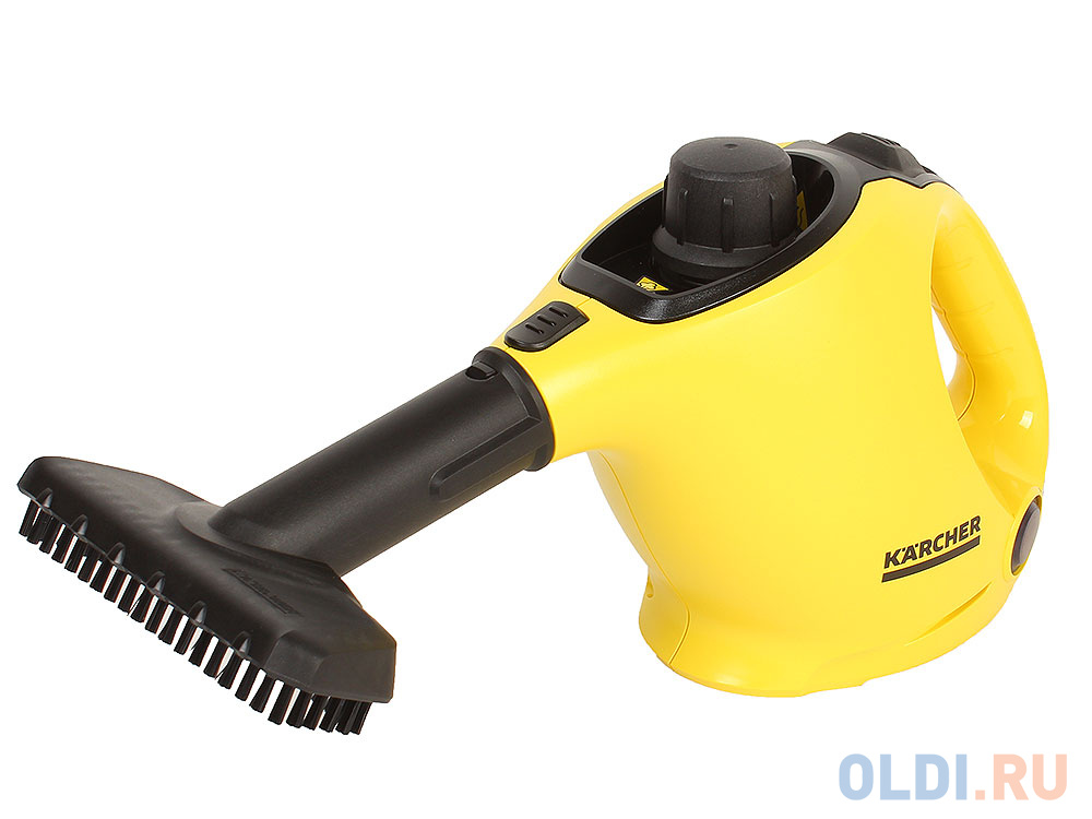Пароочиститель Karcher SC 1 EU 1200Вт жёлтый чёрный