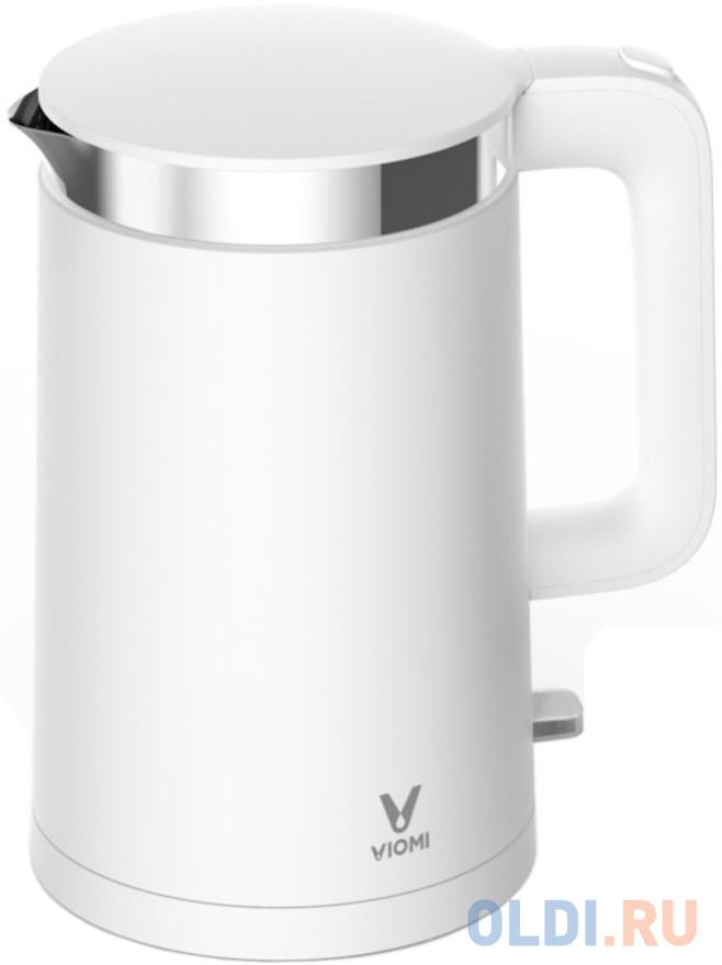 Xiaomi Viomi Mechanical Kettle White Умный электрический чайник чайник электрический viomi viomi mechanical kettle eu plug v mk152a white global белый