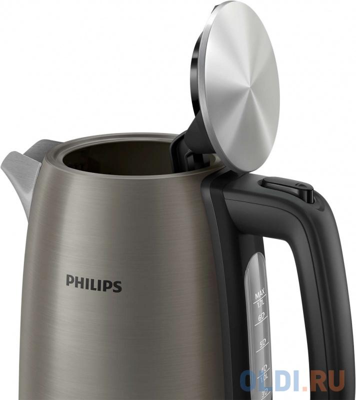 Чайник Philips HD9352/80 чайник электрический philips hd9352 80