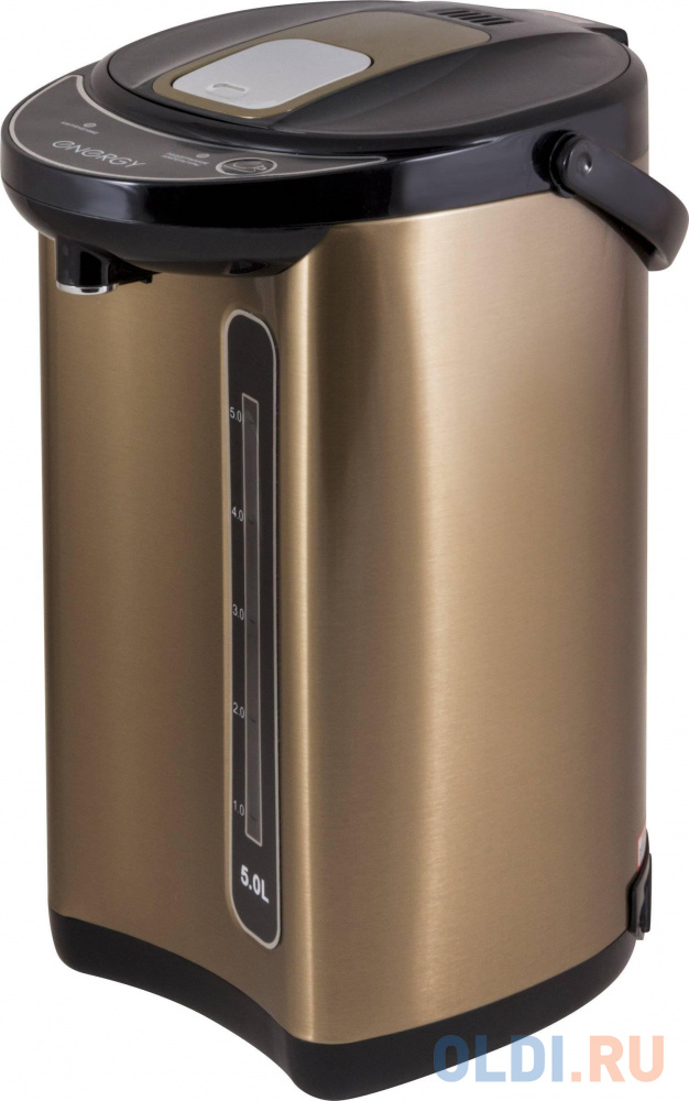 Термопот Energy TP-617 750 Вт золотистый 5 л металл/пластик.