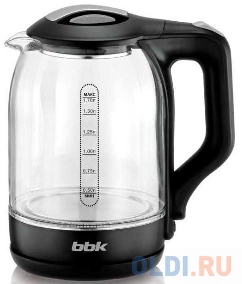 Картинка для Чайник BBK EK1724G черный