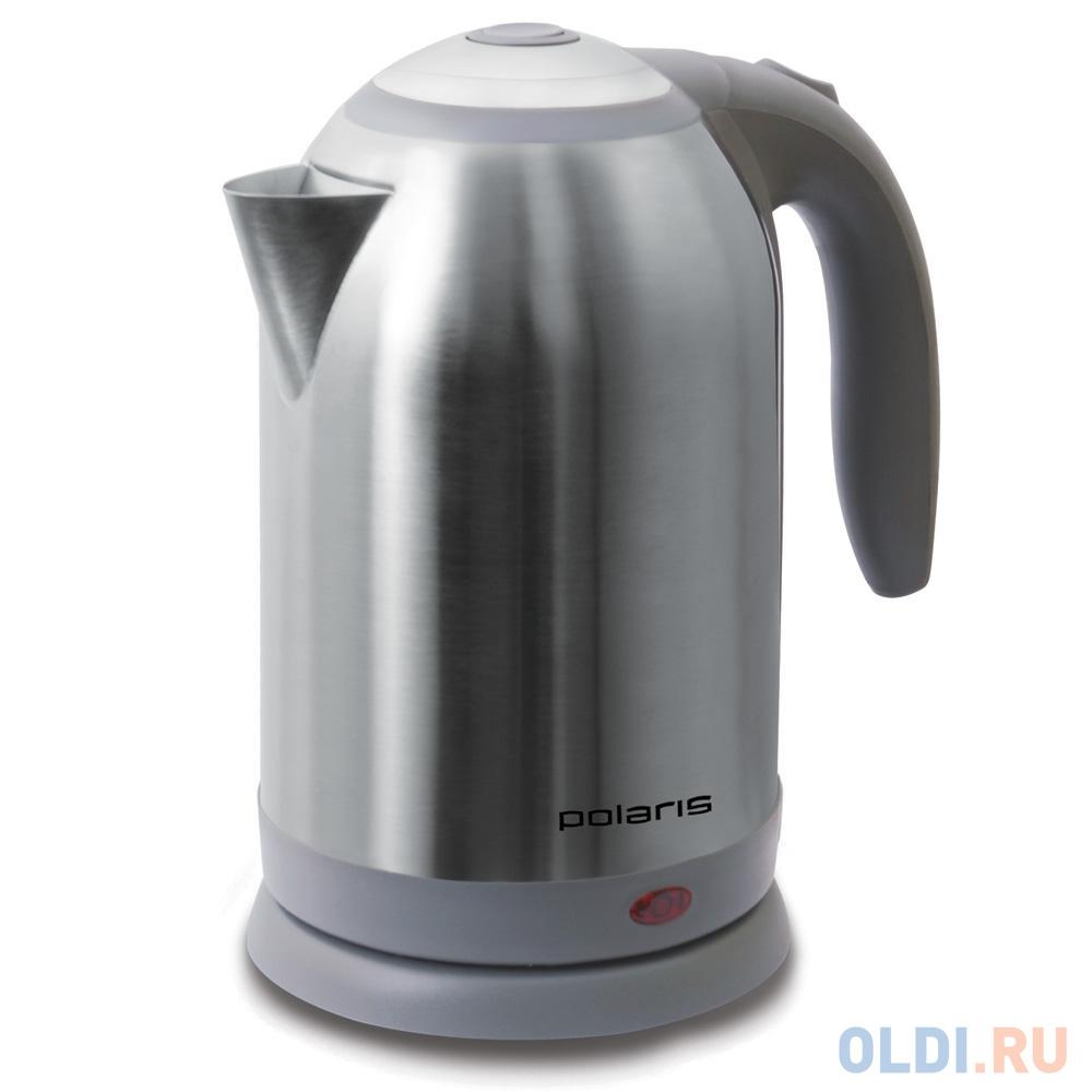 Чайник Polaris PWK 1864CA 1800 Вт серебристый 1.8 л металл