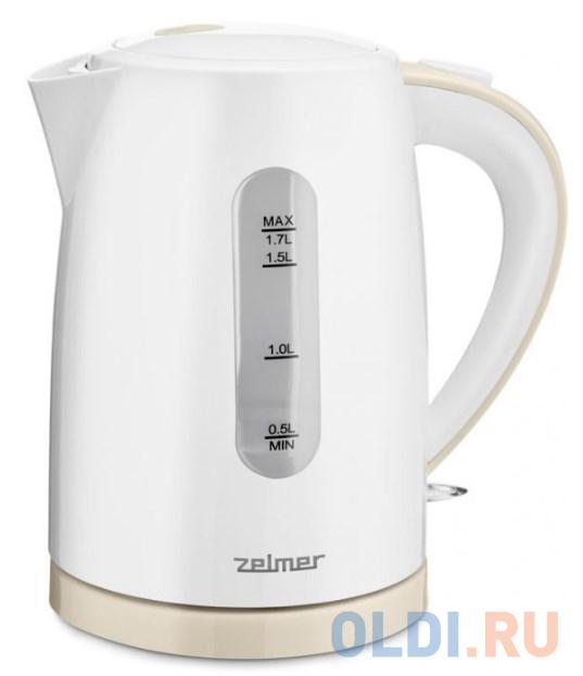 Чайник ZCK7616I WHITE/IVORY ZELMER