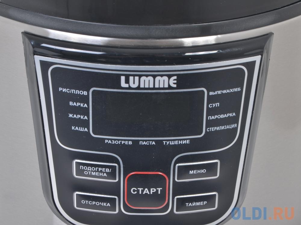мультиварка Lumme Lu-1434 инструкция - фото 10