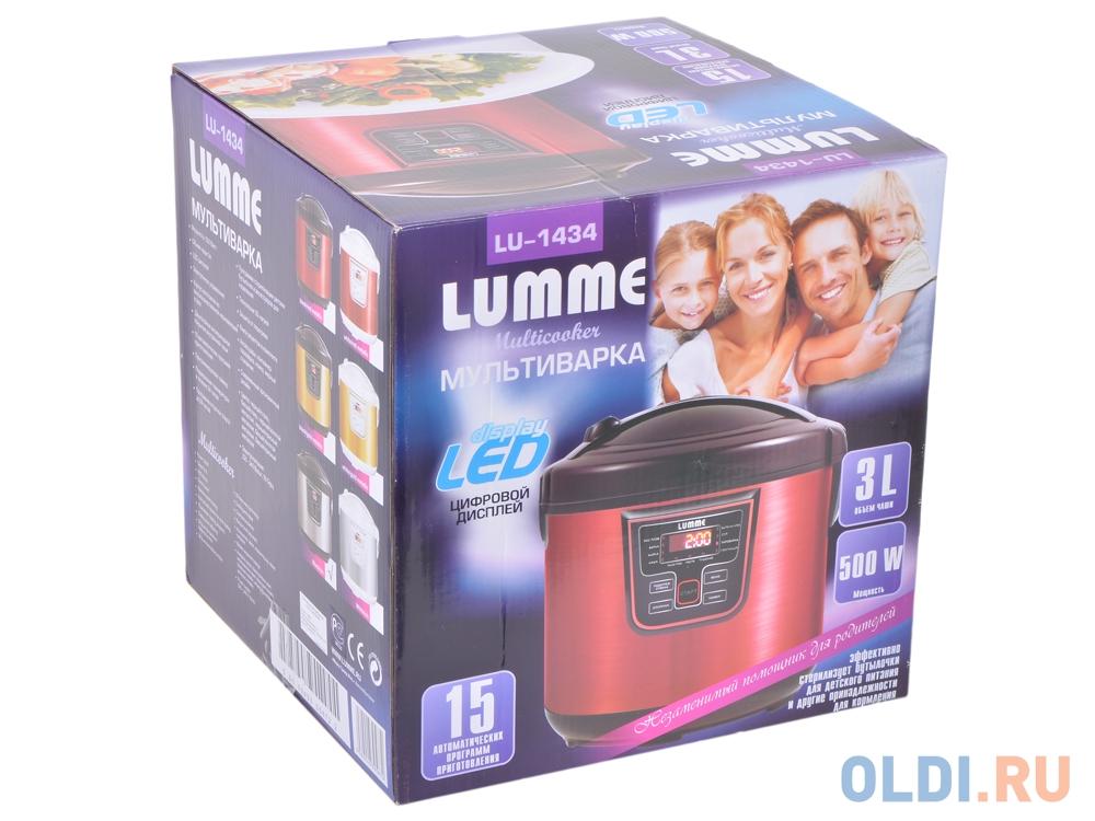мультиварка Lumme Lu-1434 инструкция - фото 5