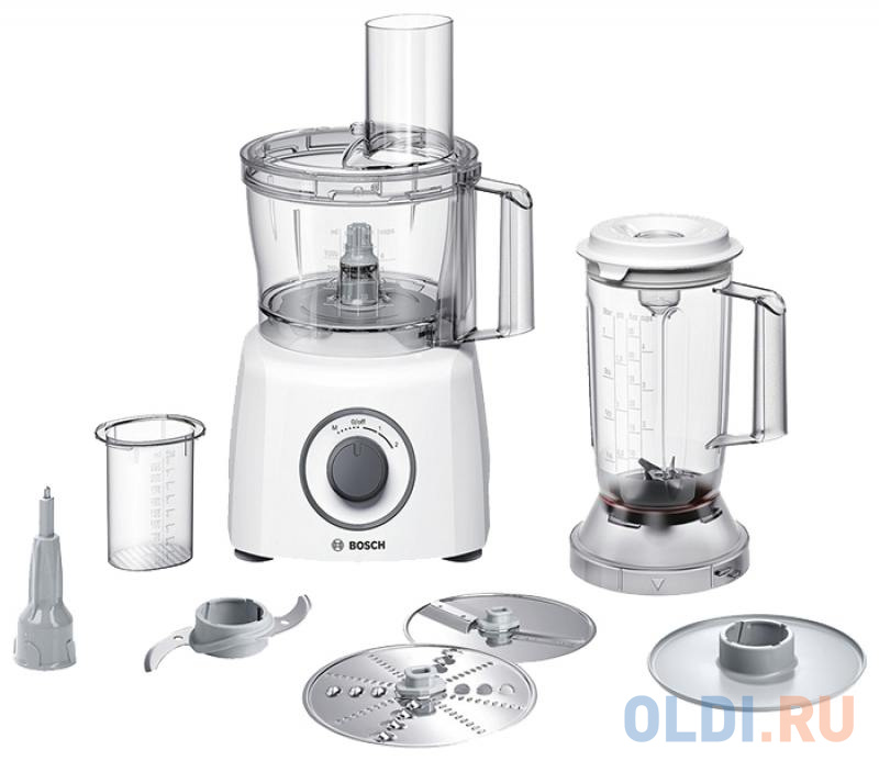 Кухонный комбайн Bosch MCM3200W белый
