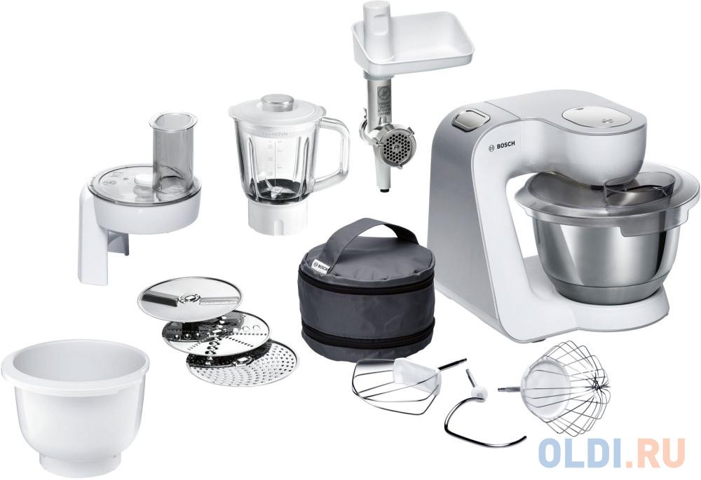 Кухонный комбайн Bosch MUM5824C белый