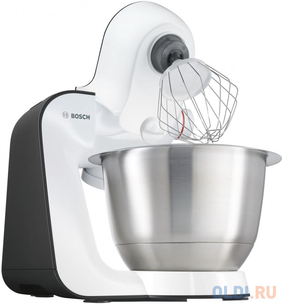 Кухонный комбайн Bosch MUM54A00 900Вт серый/белый фото