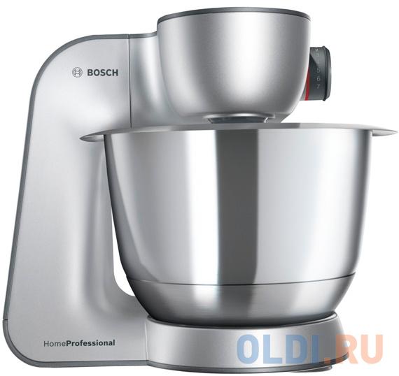 Кухонный комбайн Bosch MUM59343 белый/серебристый кухонный комбайн bosch mcm3110w 800вт белый