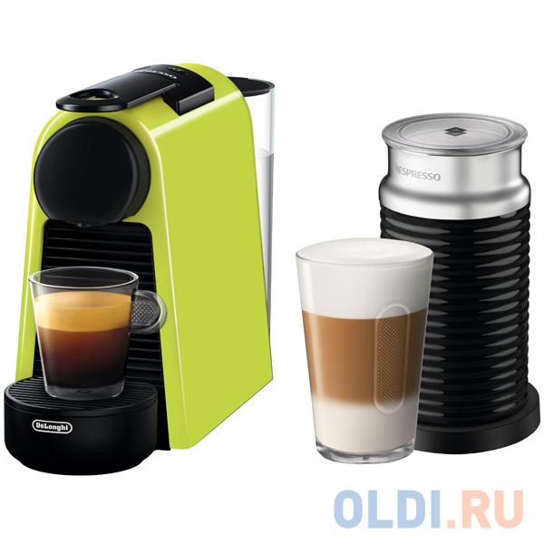 Кофемашина DeLonghi EN 85 LAE Nespresso 1800 Вт зеленый