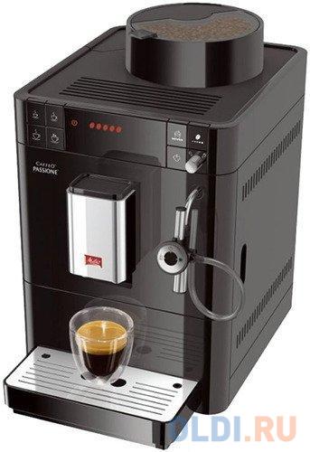 Кофемашина Melitta Caffeo F 531-102 Passione Onetouch 1450 Вт черный