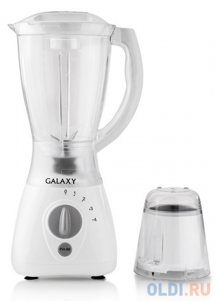 Фото - Блендер стационарный GALAXY GL2154 450Вт белый блендер galaxy gl2105