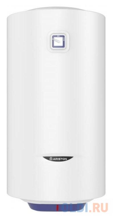 Водонагреватель Ariston BLU1 R ABS 65 V SLIM 1.5кВт 65л электрический настенный/белый 3700539