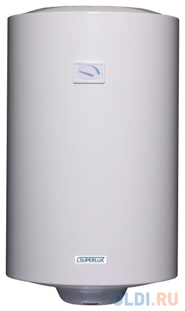 Водонагреватель накопительный Superlux NTS 30 V SLIM 1500 Вт 30 л электрический накопительный водонагреватель ariston superlux nts 30v slim