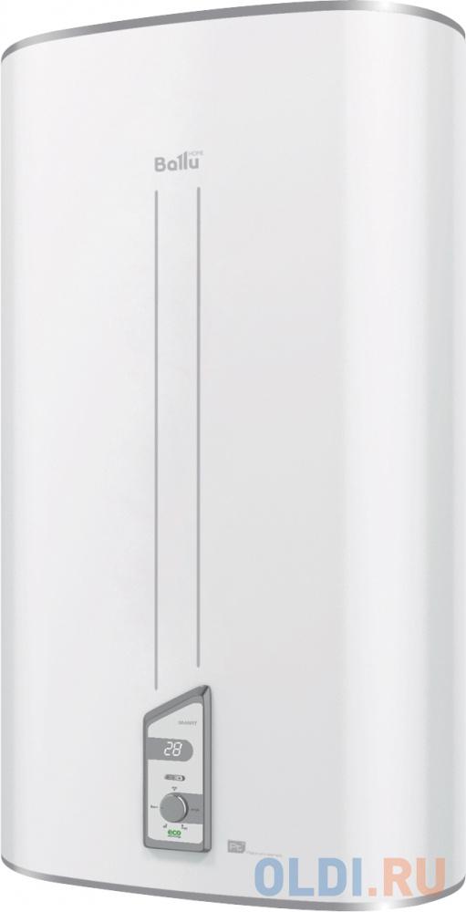 Фото - Водонагреватель накопительный BALLU BWH/S 80 Smart WiFi 2000 Вт 80 л водонагреватель накопительный ballu bwh s 100 proof 2000 вт 100 л