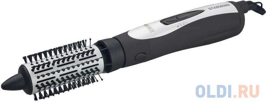Фен-щетка StarWind SHP7811 1000Вт коричневый