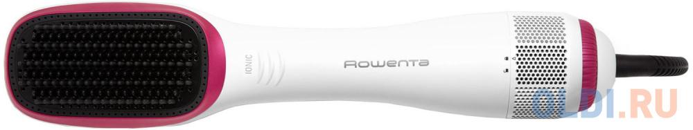 Фен-щетка Rowenta CF6220F0 1000Вт белый недорого