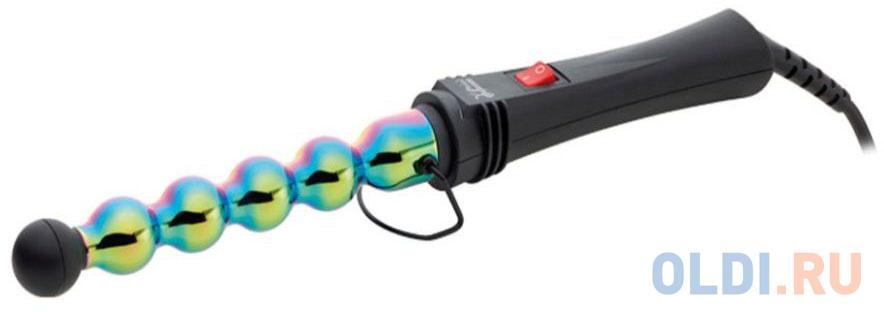 Щипцы Gamma Piu Bubble 30Вт черный щипцы gamma piu rainbow