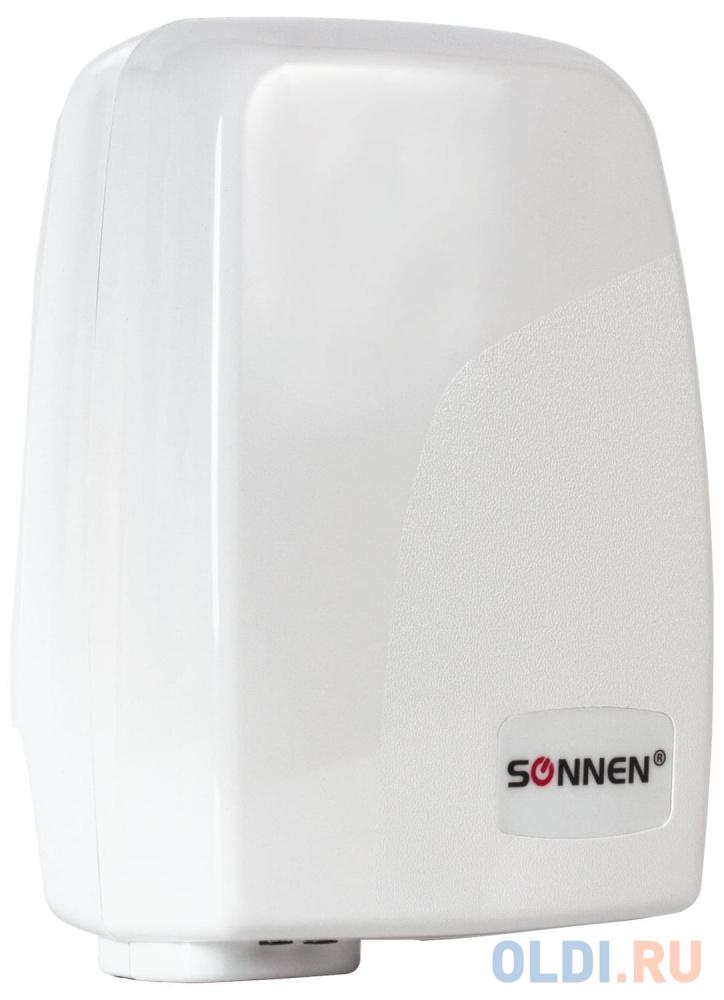 Сушилка для рук Sonnen HD-120 1000Вт белый 604190 сушилка для рук sonnen hd 298 1500вт белый 604193