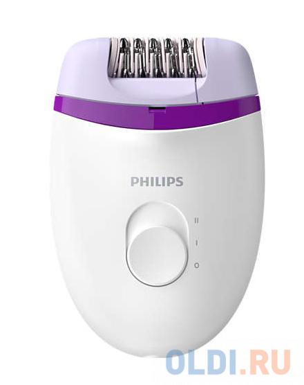 Эпилятор Philips BRE225/00 белый