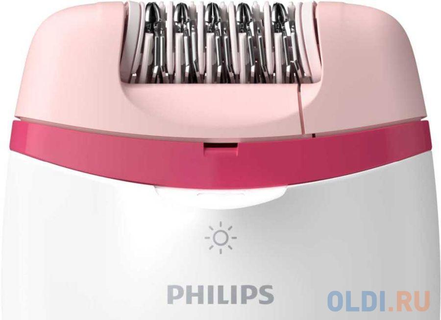 Эпилятор Philips BRE255/00 белый