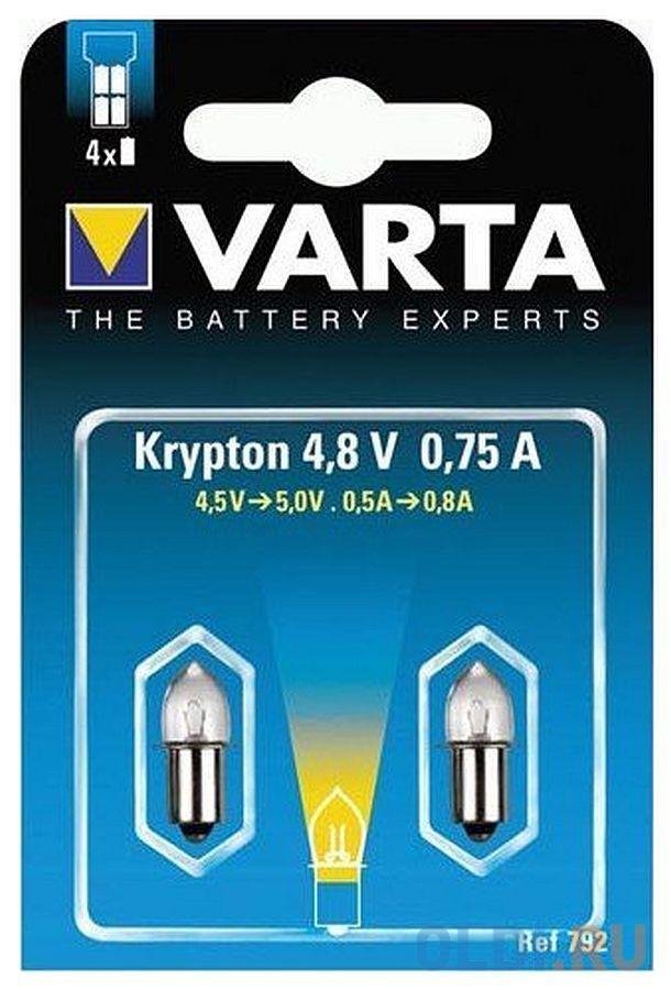 Лампа для фонарика Varta 792 фото