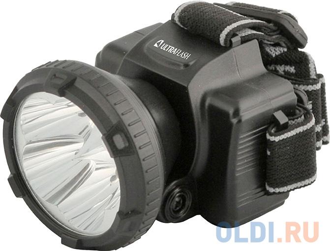 Фото - Фонарь налобный Ultraflash LED5365 чёрный ultraflash