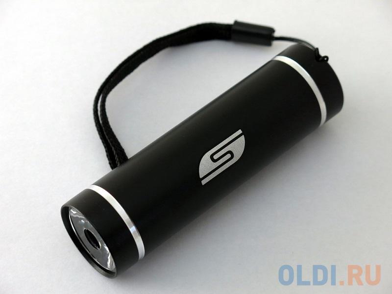 Фонарь ручной Solaris T-5 чёрный фонарь ручной standart 09162